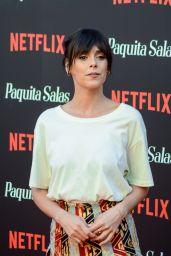 "Belen Cuesta - ""Paquita Salas"" Premiere in Madrid 06/28/2018"