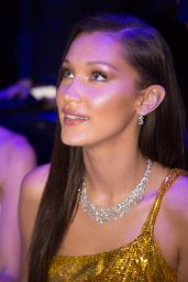 Bella Hadid - Bvlgari Gala Dinner in Rome 06/28/2018