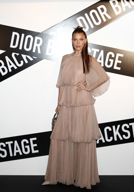 Bella Hadid - Dior Backstage Launch Party in Seoul 06/11/2018