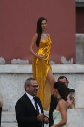 Bella Hadid - Out in Rome 06/28/2018