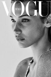 Bella Hadid - Vogue Magazine Mexico 2018