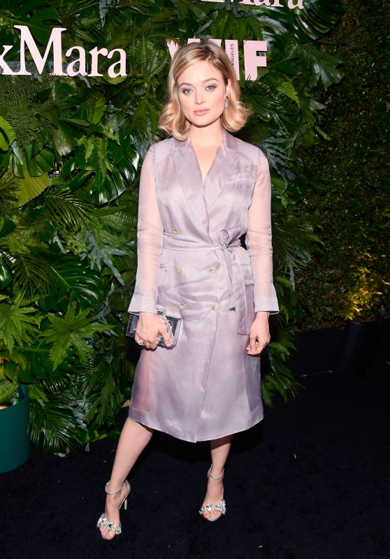 Bella Heathcote – Max Mara WIF Face Of The Future in LA 06/12/2018