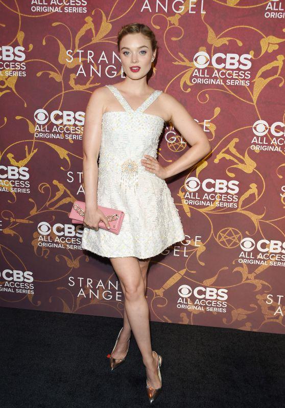 "Bella Heathcote - ""Strange Angel"" TV Show Premiere in LA"