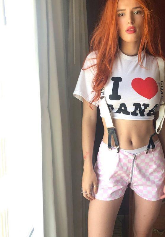 Bella Thorne - Social Media 06/30/2018