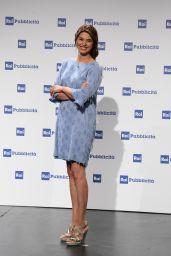 Benedetta Rinaldi – Presentation Palinsesti Rai in Milan 06/27/2018