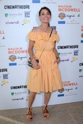 Berenice Bejo - Malcolm McDowell Retrospective in Paris 06/20/2018