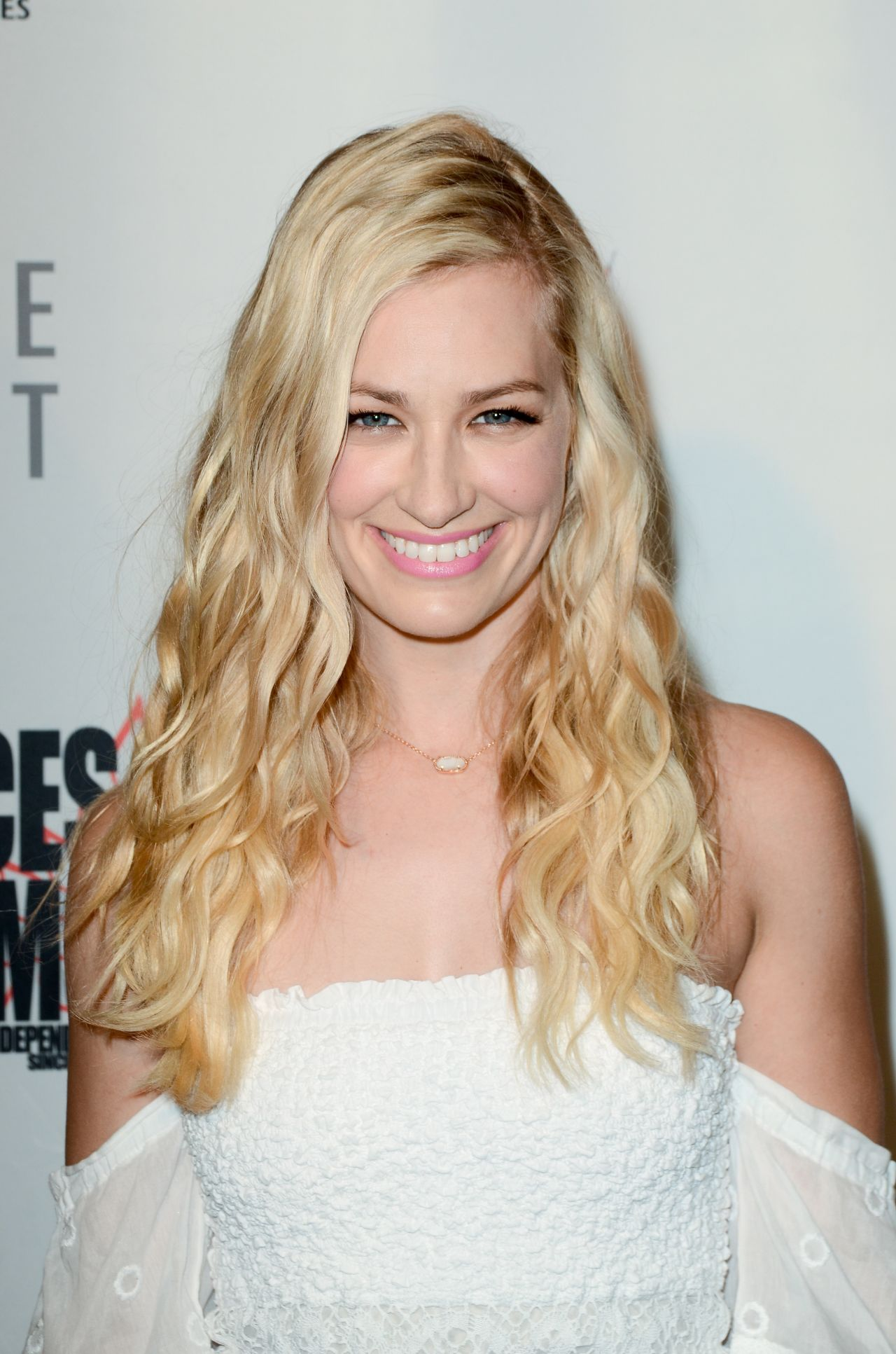 BETH BEHRS at Varietys Unite4:humanity - HawtCelebs