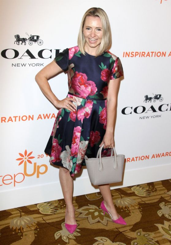 Beverley Mitchell – 2018 Step Up Inspiration Awards in LA