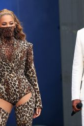 "Beyonce and Jay-Z - ""On The Run II Tour"" at The London Stadium in London 06/15/2018"