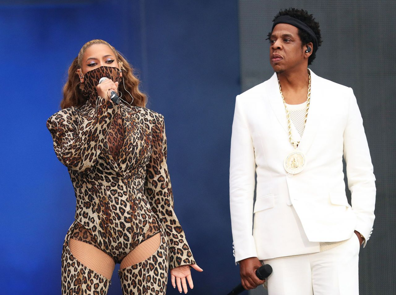 """Jay Z New Hair Style 2018: """"On The Run II Tour"""" At The London"""