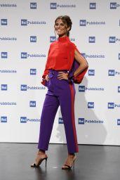 Bianca Guaccero – Presentation Palinsesti Rai in Milan 06/27/2018