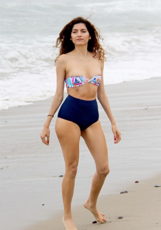 Blanca Blanco in Bikini in Malibu 06/20/2018