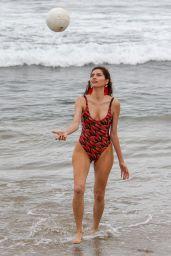 Blanca Blanco in Swimsuit - Enjoying a Summer Day in Malibu 06/19/2018