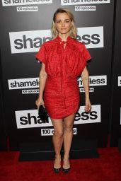 """Bojana Novakovic – """"Shameless"""" 100th Episode Red Carpet Celebration in LA"""
