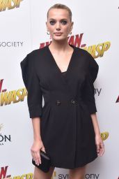 "Bregje Heinen – ""Ant-Man and the Wasp"" Premiere in New York"