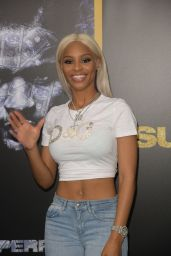 """Brianna Perry – """"SuperFly"""" Screening in Miami Beach 06/13/2018"""