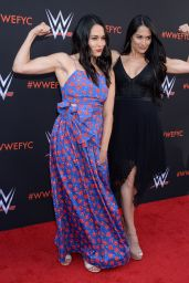 Brie Bella – WWE's First-Ever Emmy FYC Event in North Hollywood 06/06/2018