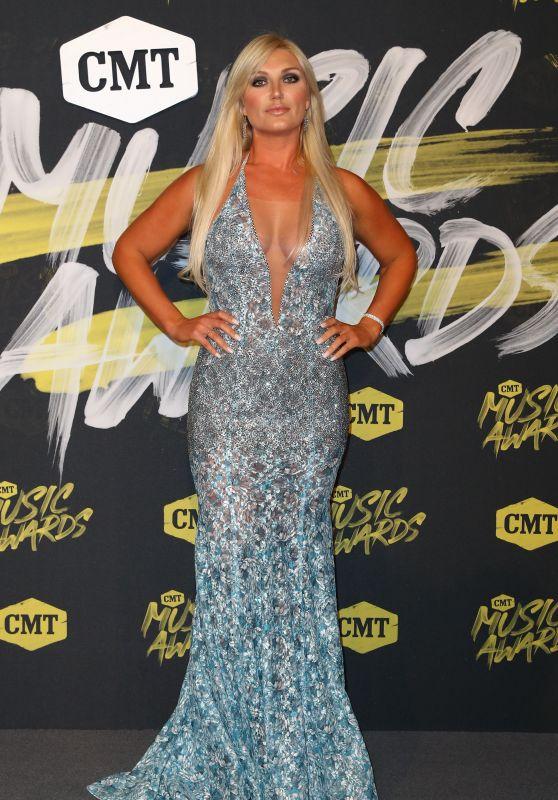 Brooke Hogan - 2018 CMT Music Awards in Nashville
