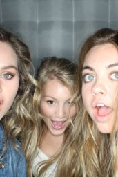 Brooke Sorenson and Alexa Sutherland – Saxon Sharbino's 19th Birthday Party Photoshoot