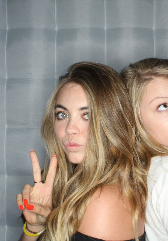 Brooke Sorenson and Alexa Sutherland – Saxon Sharbino's 19th Birthday Party Photoshoot