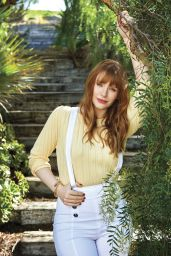Bryce Dallas Howard - Photographed for Good Housekeeping July 2018
