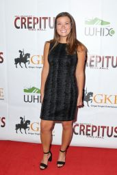 """Caitlin Williams – """"Crepitus"""" World Premiere in Hollywood"""