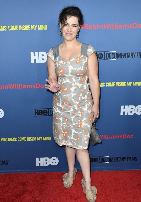 """Caley Leigh Chase – """"Robin Williams: Come Inside My Mind"""" Premiere in Los Angeles"""