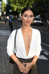 Cally Jane Beech – Kristofer James Single Launch Party in London 06/28/2018
