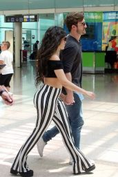 Camila Cabello - Arrived at Barcelona Airport 06/25/2018