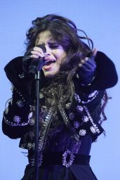 Camila Cabello - Performing at Wizink Center in Madrid 06/27/2018