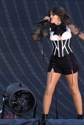Camila Cabello - Performs at Wembley Stadium in London 06/22/2018