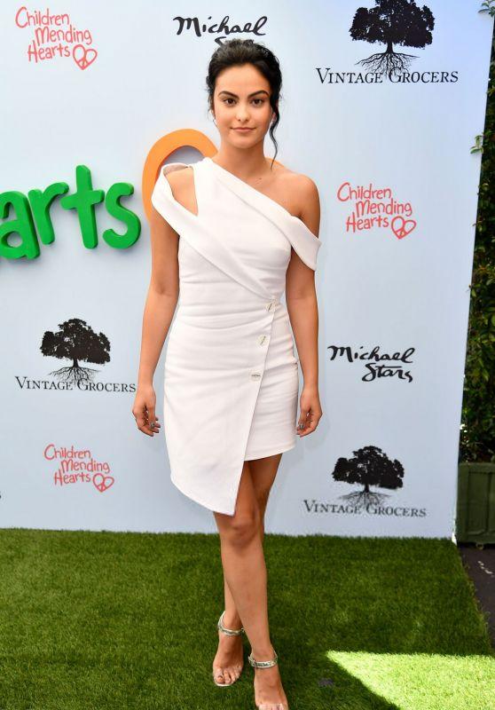 Camila Mendes - Children Mending Hearts Empathy Rocks Fundraiser in LA