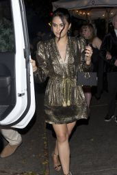 Camila Mendes - Leaving the Chateau Marmont Hotel in West Hollywood 06/15/2018