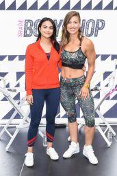 Camila Mendes - SHAPE Body Shop Pop-Up in LA 06/23/2018