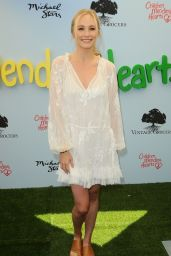 Candice King - Children Mending Hearts Empathy Rocks Fundraiser in LA