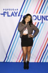 Candice Patton – POPSUGAR Play/Ground in NYC 06/10/2018