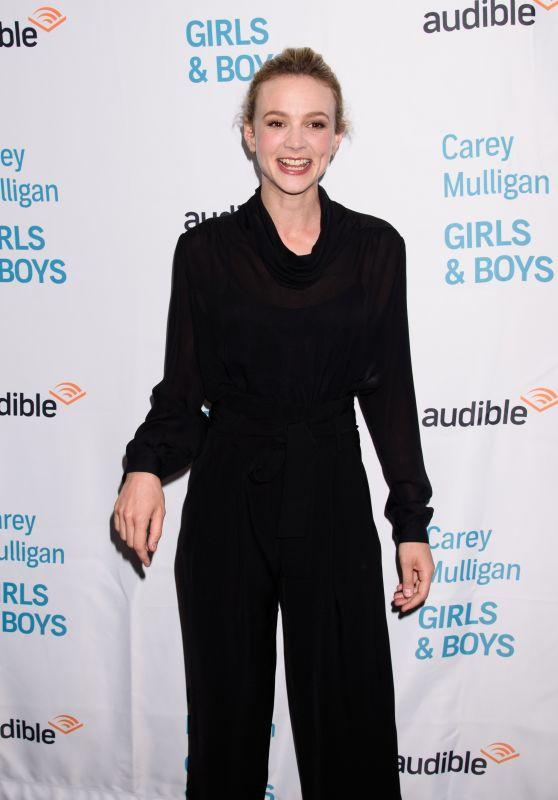 """Carey Mulligan - """"Girls & Boys"""" Opening Night in New York 06/20/2018"""