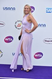 Carina Witthoeft – WTA Tennis on The Thames Evening Reception in London 06/28/2018