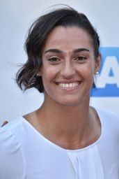 Caroline Garcia – WTA Tennis on The Thames Evening Reception in London 06/28/2018