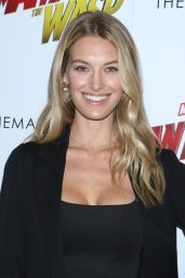 """Caroline Lowe – """"Ant-Man and the Wasp"""" Premiere in New York"""