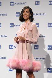 Caterina Balivo – Presentation Palinsesti Rai in Milan 06/27/2018