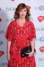 Cathy Dennis – 2018 Ivor Novello Awards in London