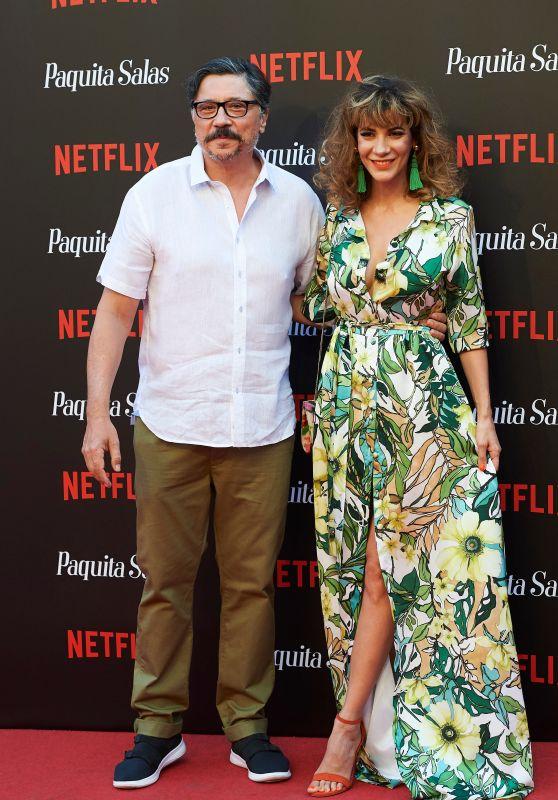 "Cecilia Gessa – ""Paquita Salas"" Premiere in Madrid 06/28/2018"