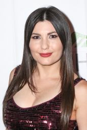 """Celeste Thorson – """"Crepitus"""" World Premiere in Hollywood"""