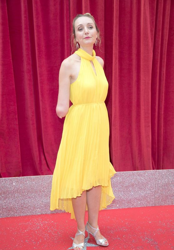 Cerrie Burnell – British Soap Awards 2018 in London