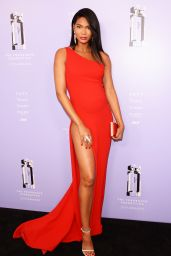 Chanel Iman – 2018 Fragrance Foundation Awards in NYC