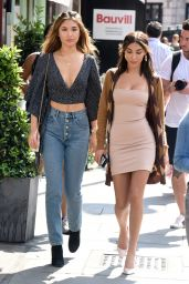 Chantel Jeffries - Out in Central London 06/28/2018