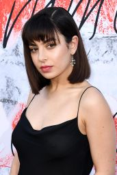Charli XCX – Serpentine Gallery Summer Party in London 06/19/2018
