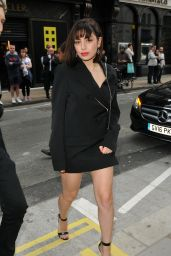 Charli XCX - Stella McCartney New Flagship Store Opening in London 06/12/2018