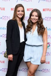 "Charlotte Jordan - BAFTA Kids ""Free Rein"" TV Show Season 2 Preview in London"